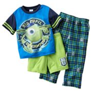 Disney/Pixar Monsters Inc. University Pajama Set - Toddler