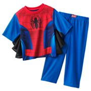 Marvel Ultimate Spider-Man Pajama Set - Toddler