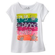 Jumping Beans Play Dance Cheer Tee - Toddler