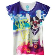 SO Ocean Tee - Girls Plus