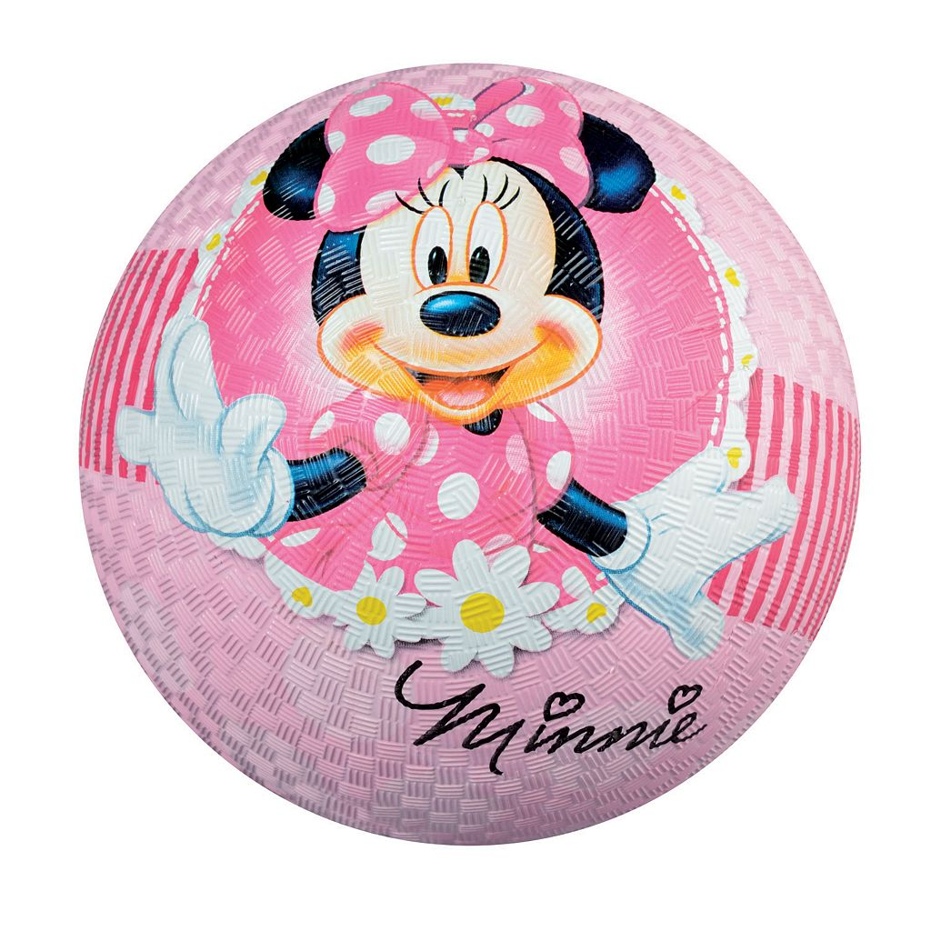 Disney Mickey Mouse & Friends Minnie Mouse 8.5-in. Playground Ball by Franklin