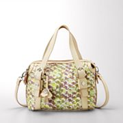 Relic Montclare Abstract Convertible Satchel