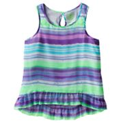 SO Chiffon Tank - Girls 7-16