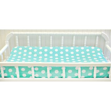 My Baby Sam Pixie Baby Aqua Changing Pad Cover