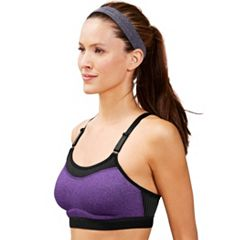 Champion Bra: The Show-Off High-Impact Wire-Free Sports Bra 1666