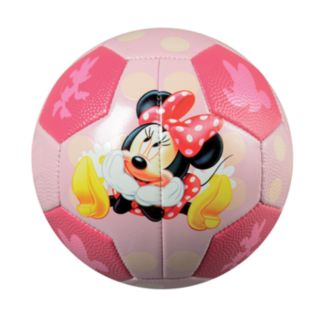 Disney Mickey Mouse and Friends Minnie Mouse Size 3 Soccer Ball by Franklin