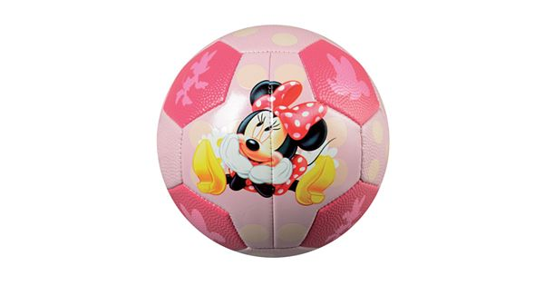 Disney Mickey Mouse And Friends Minnie Mouse Size 3 Soccer