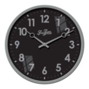 FirsTime Onyx Wall Clock