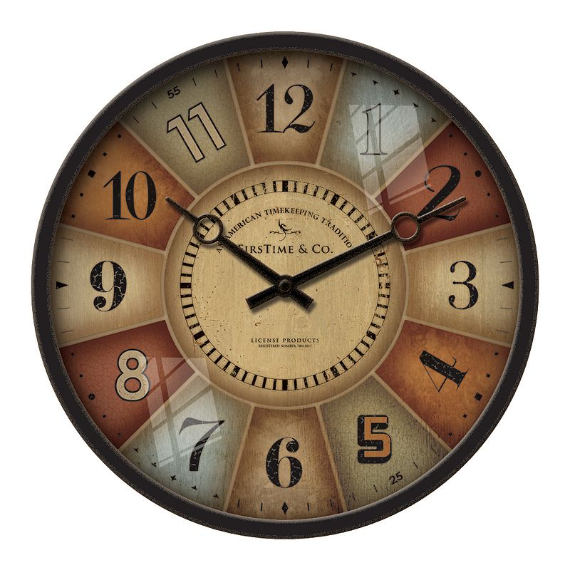 12 Inch Wall Clock Kohl S