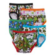 Boys 4-8 Teenage Mutant Ninja Turtles 5-pk. Briefs