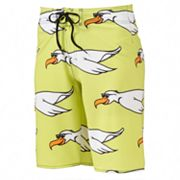 Hang Ten Four Way Stretch Gulls Board Shorts - Men