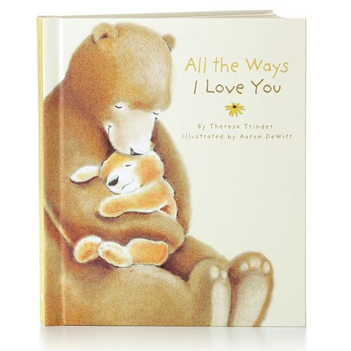 Hallmark all the ways i love you recordable storybook m4hsunfo