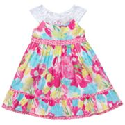 Youngland Floral Sundress - Toddler