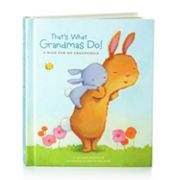 Hallmark That's What Grandmas Do! Recordable Storybook
