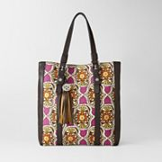 Relic Montclare Abstract Tote