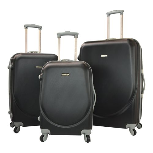 Buy Nautica 4 Piece Spinner Luggage Set, Grey/Yellow and other Luggage Sets at cheapwomensclothes.tk Our wide selection is eligible for free shipping and free returns.