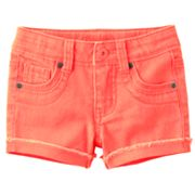 Freestyle Revolution Candy Denim Shorts - Girls 4-6x