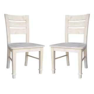 2-pc. Tuscany Dining Chair Set