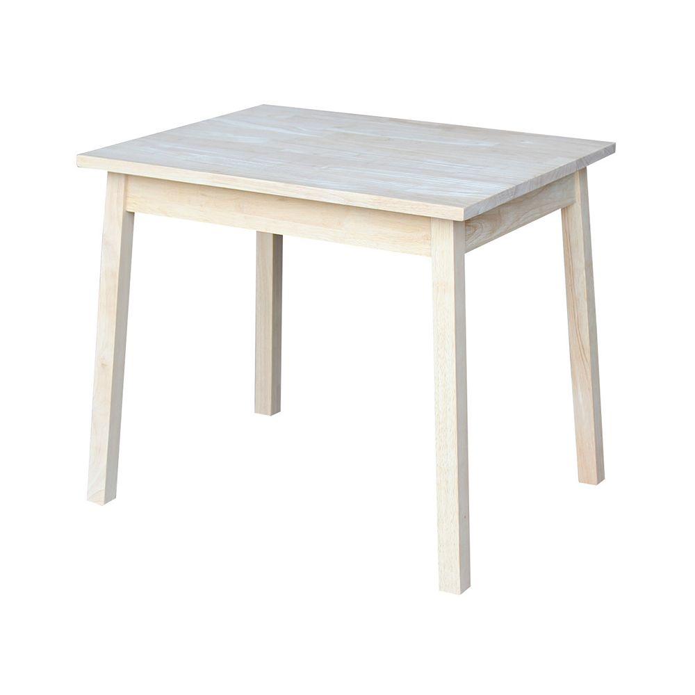 Juvenile Table