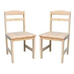 2 pc Juvenile Chair Set