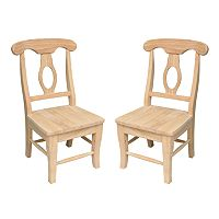 2-pc. Empire Juvenile Chair Set