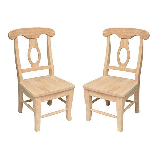 2-pc. Empire Juvenile Chair Set
