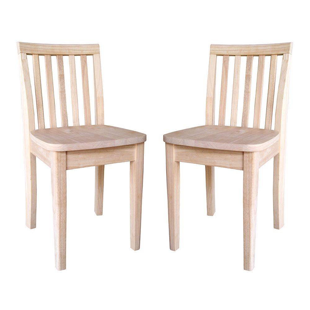 2-pc. Juvenile Chair Set