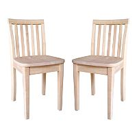 2-pc. Juvenile Chair Set