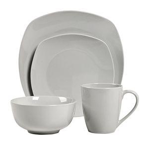Tabletops Gallery Veneto 16-pc. Square Dinnerware Set | Kohls
