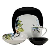 Tabletops Gallery Monet 20-pc. Square Dinnerware Set