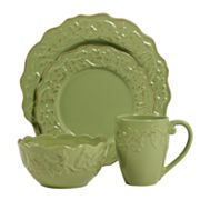 Tabletops Gallery Charlotte 16-pc. Dinnerware Set