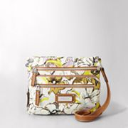 Relic Erica Pocket Floral Crossbody Bag