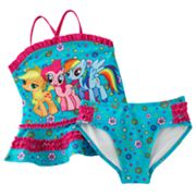My Little Pony 2-pc. Tankini Set - Toddler