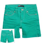 Levi's Heart Denim Shorts - Toddler