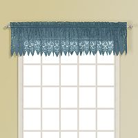 United Curtain Co. Valerie Window Valance - 52