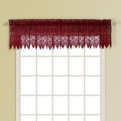 United Curtain Co. Valerie Window Valance - 52' x 15'