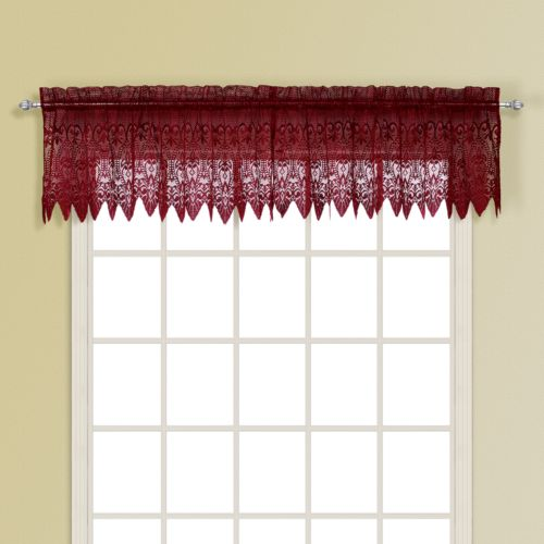 United Curtain Co. Valerie Valance - 52'' x 15''