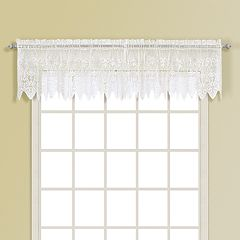 United Curtain Co. Valerie Window Valance - 52' x 15'