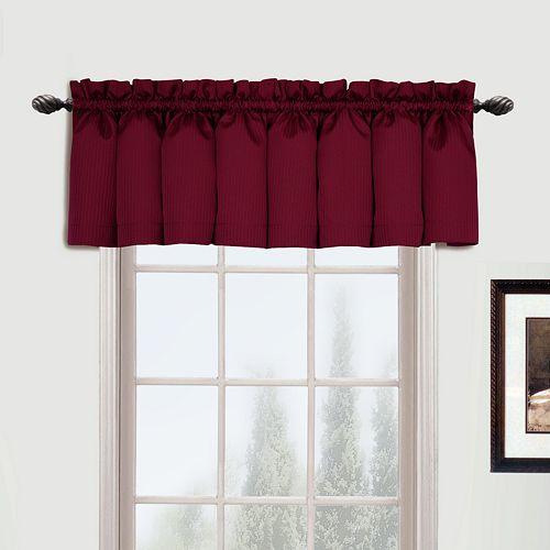 United Curtain Co. Metro Window Valance - 54