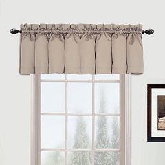 United Curtain Co. Metro Window Valance - 54' x 16'
