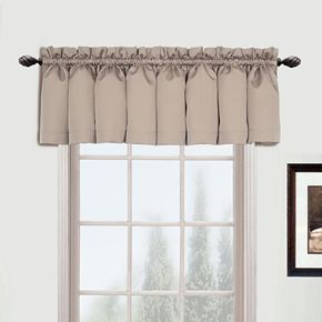 "United Curtain Co. Metro Window Valance - 54"" x 16"""