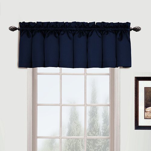 "United Curtain Co. Metro Window Valance - 54"" x 16"""