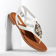Simply Vera Vera Wang Embellished Sandals - Women