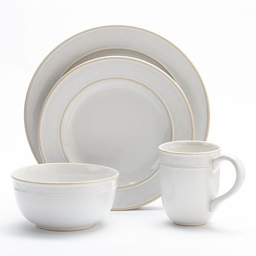 Food Network 4-pc. Place Setting - $10.49 shipped at Kohl's online deal