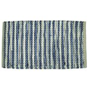 SONOMA life + style Striped Chindi Rug - 20'' x 34''