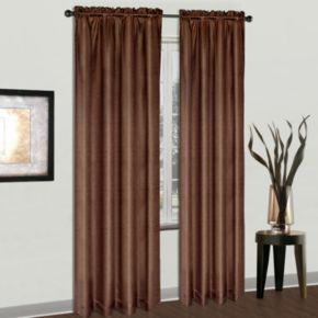 "United Curtain Co. 1-Panel Cyndee Window Panel - 54"" x 84"""