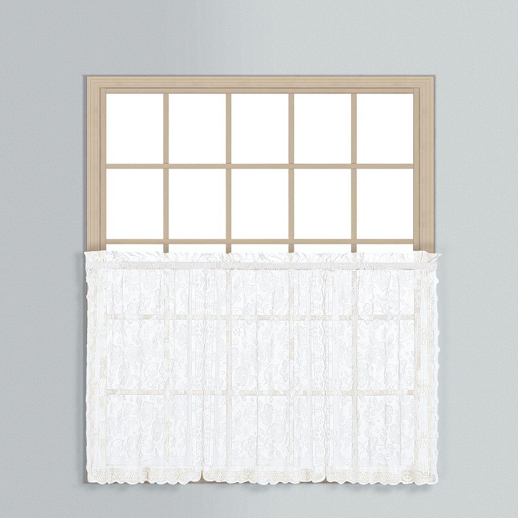 United Curtain Co. Windsor Tier Curtain Pair - 56'' x 36''