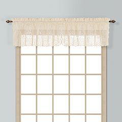 United Curtain Co. Windsor Window Valance - 56'' x 16''