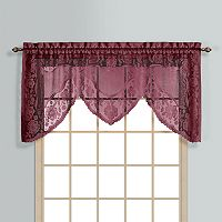 United Curtain Co. Windsor Swag Valance - 72'' x 36''
