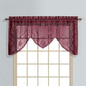United Curtain Co. Windsor Swag Window Valance - 72'' x 36''